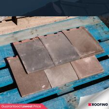 WARWICKSHIRE MIX BLEND - Clay roof Tiles 7000 in stock + ridge, bonnets, valleys