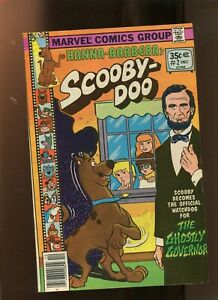 SCOOBY DOO #2 (7.0) THE GHOSTLY GOVERNOR! 1977