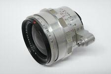 Carl Zeiss Jena Flektogon 2,8 / 35 mm  Objektiv für Exa / Exakta
