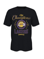 Los Angeles Lakers 2020 NBA Finals Champions T-Shirt S-5XL
