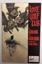 Lone Wolf And Cub #4 (1987) NM First Comics