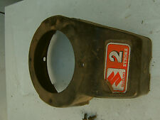 Engine Cowling Assembly with retaining clip for Rover 2 STROKE SUZUKI engine