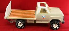 Vintage Tonka Chevron Stake Delivery Truck