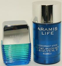 ARAMIS LIFE by Aramis - Deodorant Stick 2.6oz + EDT 1oz ~ 2pc Gift Set Unboxed