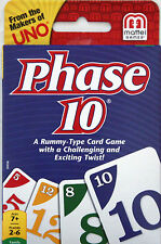 NEW PHASE 10 CARD GAME  - BRAND NEW - TOP QUALITY - AUSSIE RESELLER -