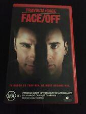 Face/Off Travolta/Cage [VHS]
