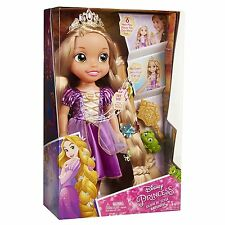 Disney Princess Glow N 'Style Rapunzel Toddler Doll * Brand New *