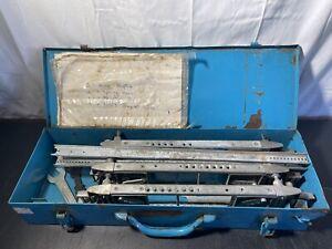 Bosch Door And Jamb Hinge Template #83038 w/Carrying Case