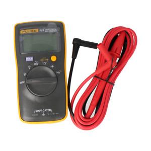 [Stock in US] FLUKE 101 Basic Digital Multimeter Portable Meter ACDC Volt Tester