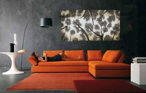 Art Painting original abstract tree canvas wall home décor artwork landscape