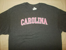 NWT THE GAME APPAREL NCAA CAROLINA SHORT SLEEVE GRAY T-SHIRT MENS XXL