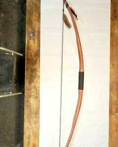 Archery Indian Bow (Mohawk Long Bow ),  58in 40LB @28in FREE SHIPPING