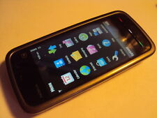 ORIGINAL NOKIA 5230 3G TOUCH SCREEN GPS MAPS MOBILE PHONE ON ORANGE