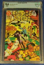 SUICIDE SQUAD #66 CBCS 9.6 LAST ISSUE DC COMICS  FINAL MISSION not cgc