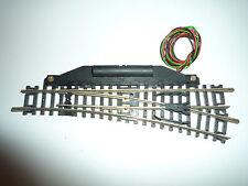 Roco N    - 22263 Weiche (braun) elektrisch 15° rechts -     X302X