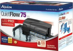 Aqueon Quietflow Power Filter 75. **Free Shipping** #SHOPSMALL