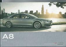 2010 AUDI A8 brochure italiano 4.2 FSI quattro - 4.2 TDI quattro