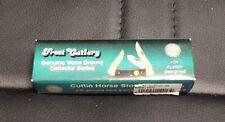 Frost Cutlery Cutting Horse Stockman  #14-213 GWG
