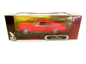 Road Signature 1966 Dodge Charger Red 1:18 Diecast