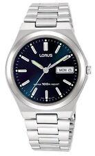 Lorus Caballeros De Acero Inoxidable Reloj RXN17BX9 PVP £ 44.99 nuestro precio £ 35.99