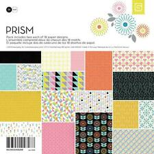 BasicGrey Prism  Collection 6 x 6 Paper Pad Basic Grey  4828