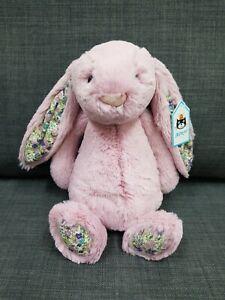 Kids Soft Toy - Jellycat Blossom Tulip Bunny Medium 31CM- Baby Kids Present!