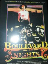 Boulevard Nights (1979) DVD NEW rare Vintage chicano gangster movie