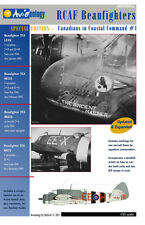 RCAF Beaufighters of 404 Sqn – CinCC1 – Aviaeology  Docs Only