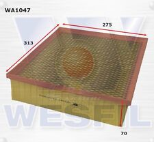 WESFIL AIR FILTER FOR Mercedes Benz 616 CDi 2004-on WA1047