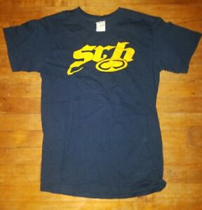 New SRH Shirt Stoners Reeking Havok KMK Suburban Noize Small RARE