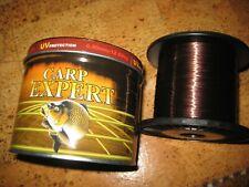 carpes ficelle Extra Carp iternity Camou carp Line 1000 m 0,02 €//m