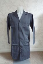 MENS GREY WORK SHOP COAT WAREHOUSE WORKWEAR SMALL - NEW IN BAG