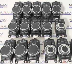 OEM Bmw IDrive Controller 1er 2er 3er 4er 5er 7er X3 X4 X5 X6 CIC NBT EVO G30 Fx