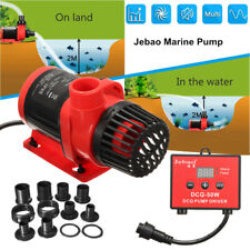 Jebao DCQ Marine Flow Submersible Water Return Pump Aquarium LCD Controller   !