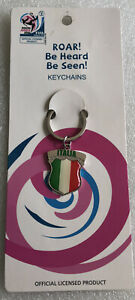 Rare Keychain ITALY FIFA WORLD CUP 2010 SOUTH AFRICA ITALIA CALCIO FIGC SOCCER