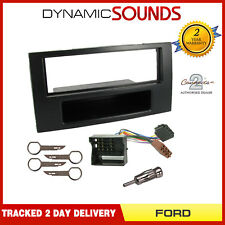 Car Stereo Fascia Surround Wiring ISO Loom Kit for Ford Focus MK2 2005 & C-MAX