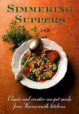 Simmering Suppers: Classic and Creative One-Pot Meals from Harrowsmith Kitchens