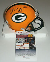PACKERS Za'Darius Smith signed mini helmet w/ #55 JSA COA AUTO Autographed GB LB
