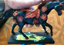 Trail of the Painted Ponies Maple Leaf