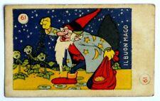Figurina Anni 1930 Elah/Disney - N°61 Il Buon Mago (Premio Topolino)