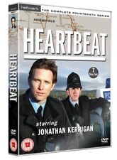 HEARTBEAT the complete fourteenth series 14. Seven discs. New sealed DVD.