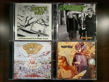 4x Green Day CDs: 1.039 Smoothed Out Slappy Hours, Warning, Dookie & Insomniac