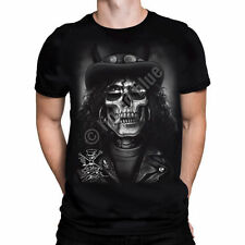 Spiral Graphic Regular Size T-Shirts for Men