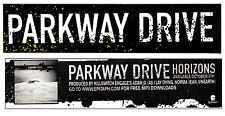PARKWAY DRIVE Horizons Ltd Ed New RARE Sticker +FREE Metal/Rock Stickers Lot!