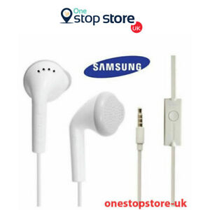 Genuine Samsung In-Ear Headphones Headset Earphone With Mic For All Galaxy Phone