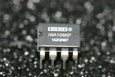 INA106KP Precision Gain = 10 Differential Amplifier INA106
