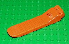 LEGO - BRICK SEPARATOR w/ TECHNIC AXLE (X2) - ORANGE
