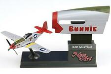 "CORGI ""NOSE ART"", CS90361, P-51 MUSTANG, ""BUNNIE"""