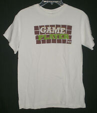 Southern Comfort & Lime Game Player Unisex White Cotton SS Tee S C:36 W:36 L:23