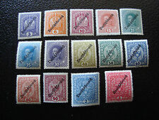 AUTRICHE - timbre - yt n° 169 171 172 174 a 182 184 185 n** - stamp austria (A3)